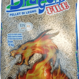 Pellet Dragon Fire